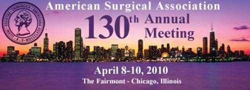 130th Annual Meeting, April 8-10, 2010