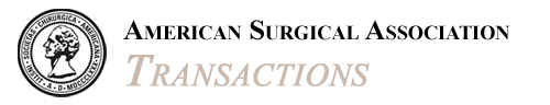 American Surgical Association Transactions
